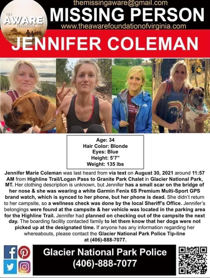 Jennifer (Jenn) Coleman of Richmond, Virginia