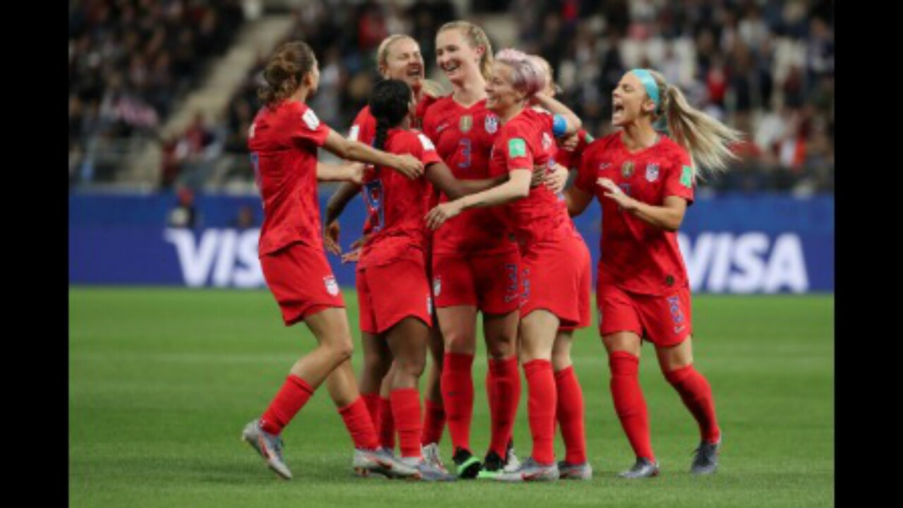 Women's World Cup: US wins Group F, defeats Sweden 2-0