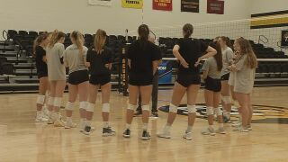 CC volleyball eyes perfection in SCAC championship