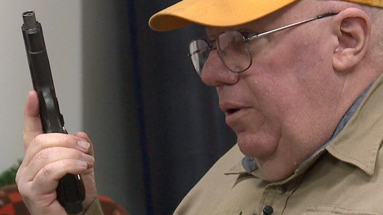 Gun owner and instructor says lead dangers in gun ranges are real