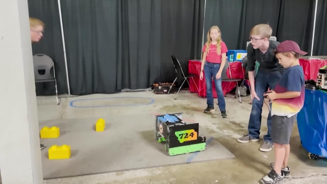 Redneck Robotics shines at Montana State Fair