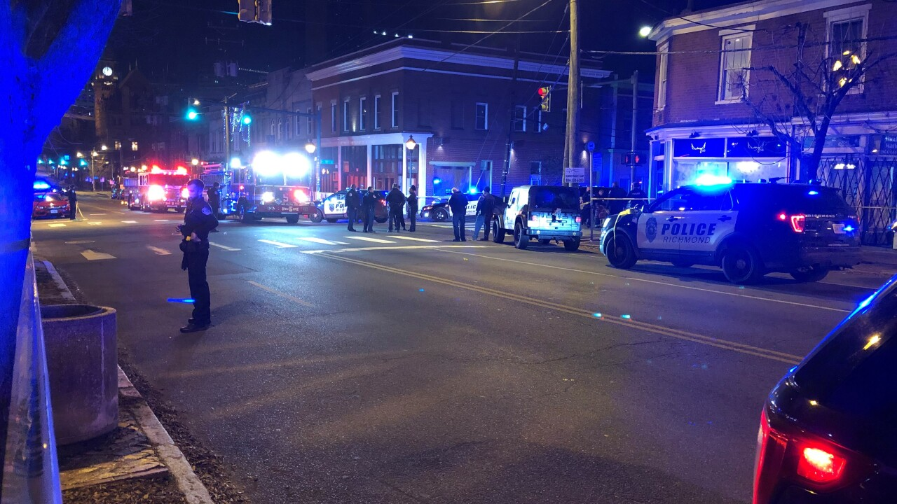 Deadly shooting outside Richmond restaurant Christmas morning