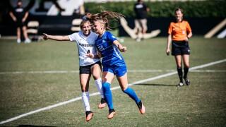 UK Women's Soccer Úlfa Úlfarsdóttir
