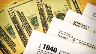 Woman finds catch with tax preparer guarantees