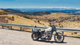 Cripple Creek Motorcycle