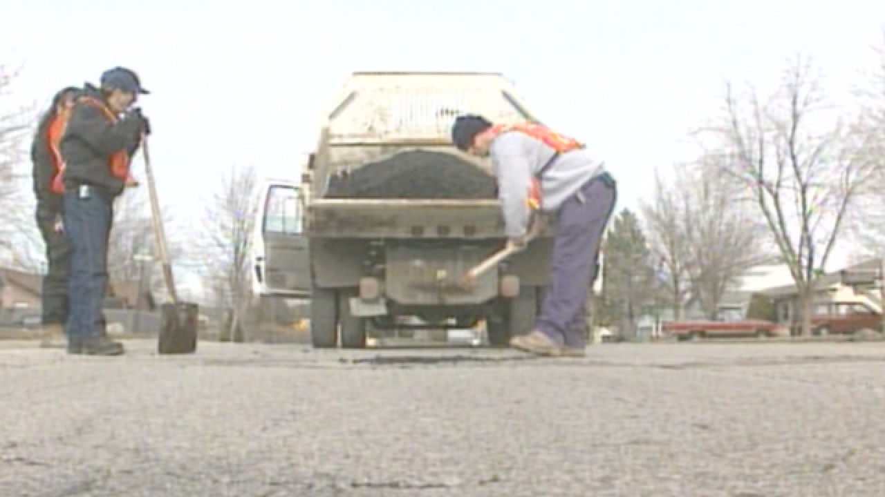 Chuckhole? Pothole? Does it even matter?