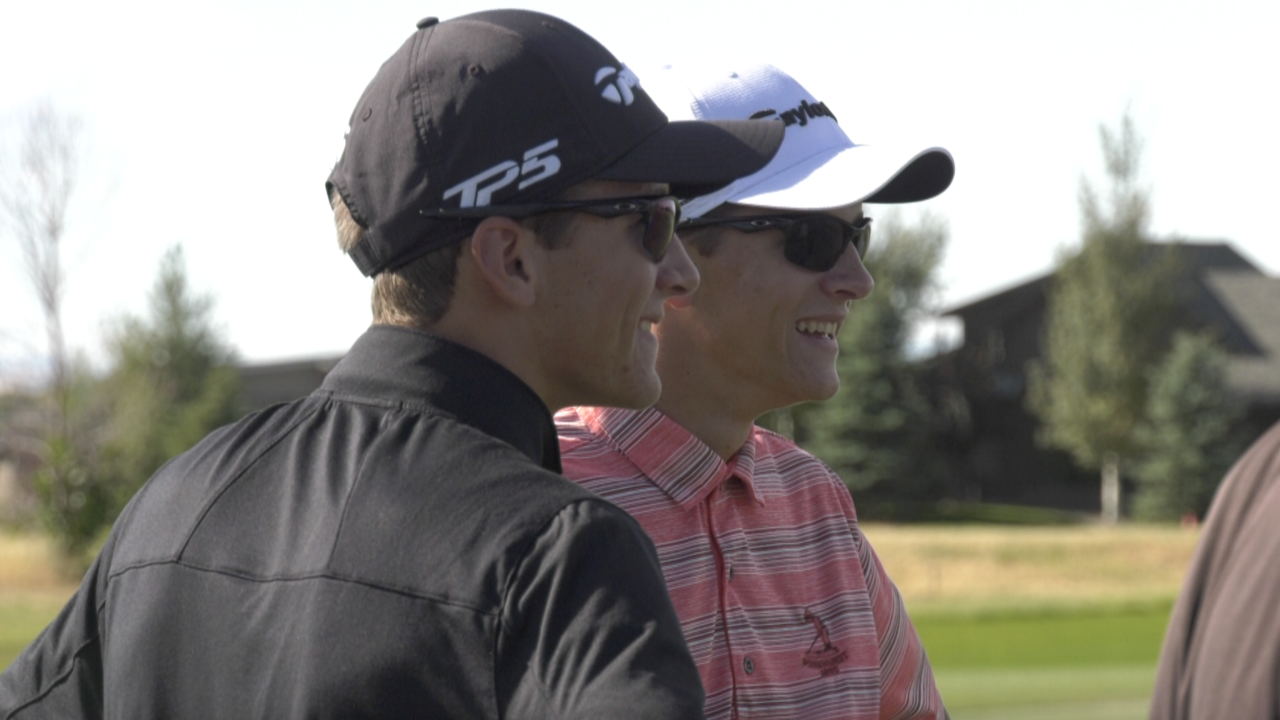 Verge twins making their mark on Montana golf