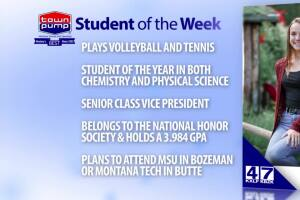 Student of the Week: Kylie Marks