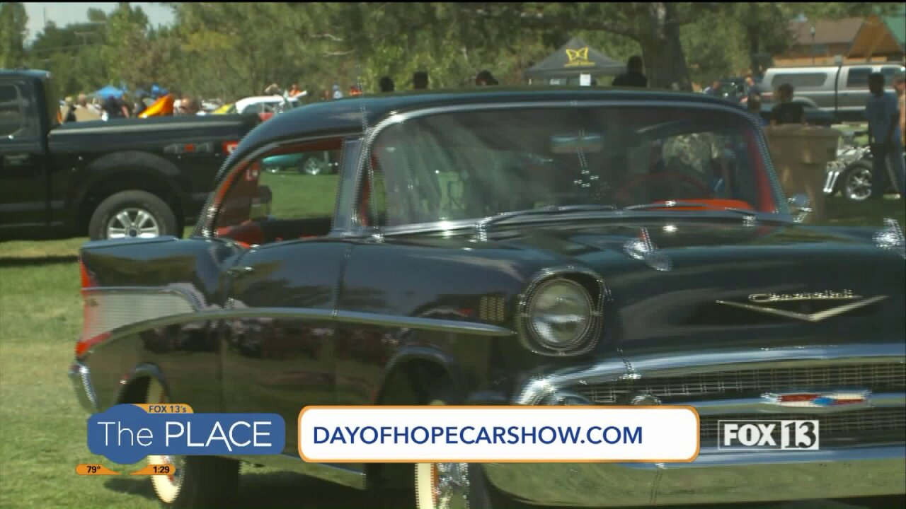 See 300 cool cars while helping Utahchildren