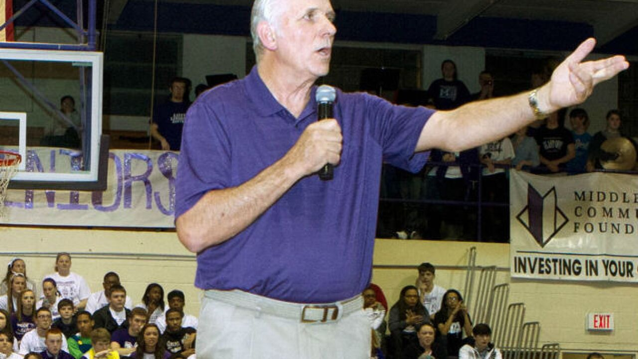 Dyer: Remembering Jerry Lucas' magical tourney