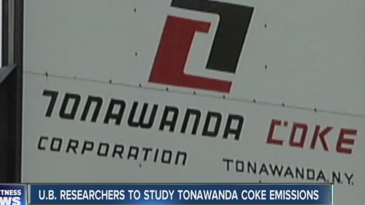 Tonawanda Coke guilty of violating probation
