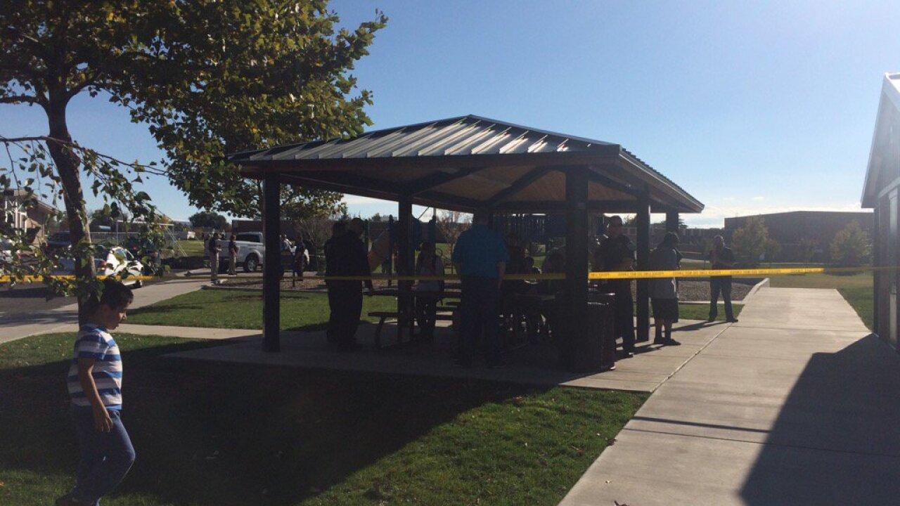 16-year-old boy shot near Union Middle School inSandy