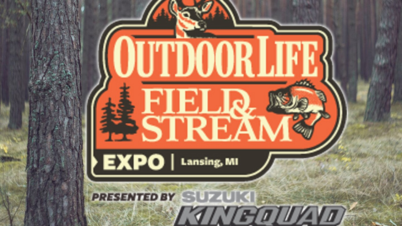 outdoor field and stream contest