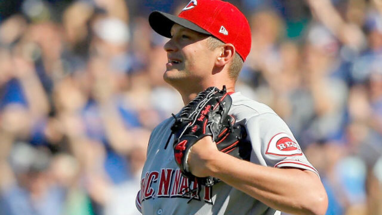 Reds' bullpen blows big lead in 8-7 loss to Cubs