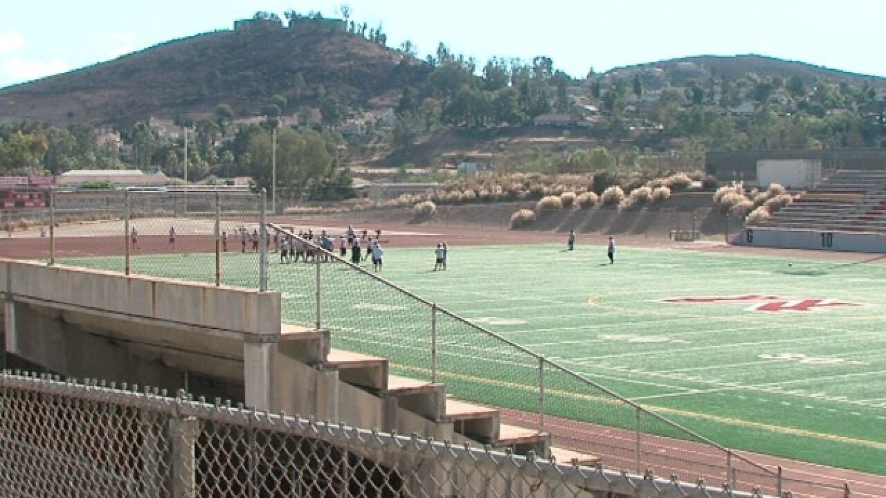 Football coach resigns after player injured