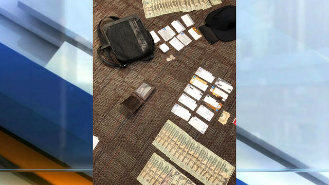Suspect in Columbus ATM skimming arrested