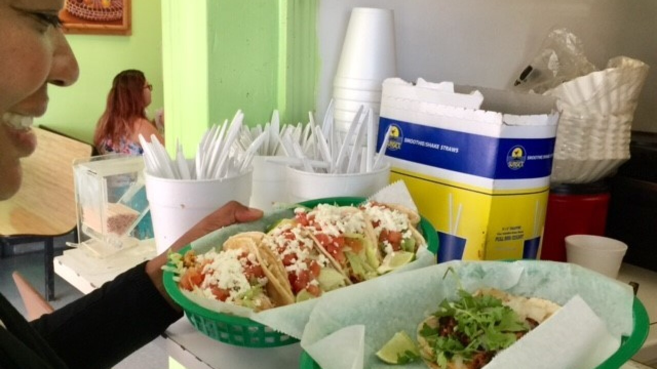 Food on the Flye: Taco Wednesdays at Tex-Mex