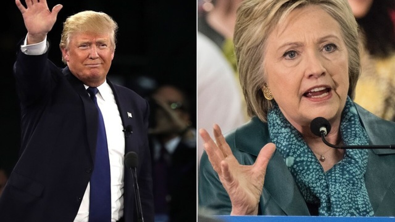 Most Americans don't like Trump or Clinton, poll finds