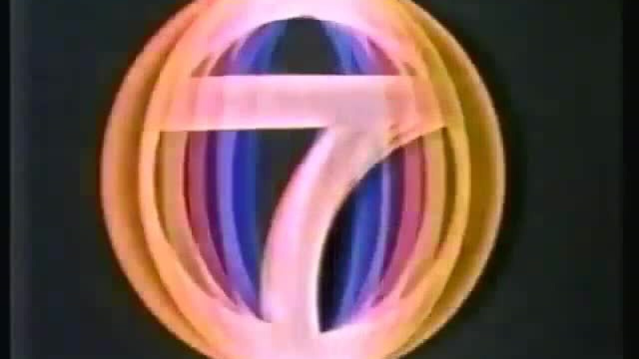The changing faces and logos of WXYZ