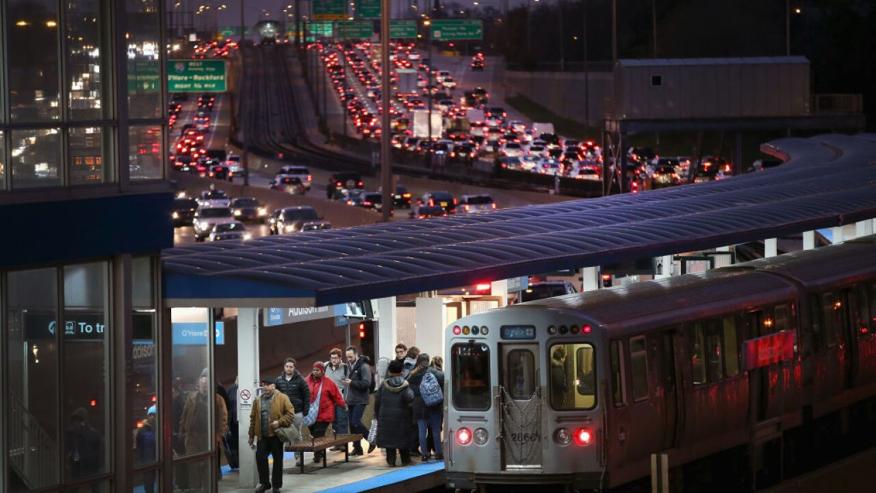 Today is the worst day for holiday travel, AAA says