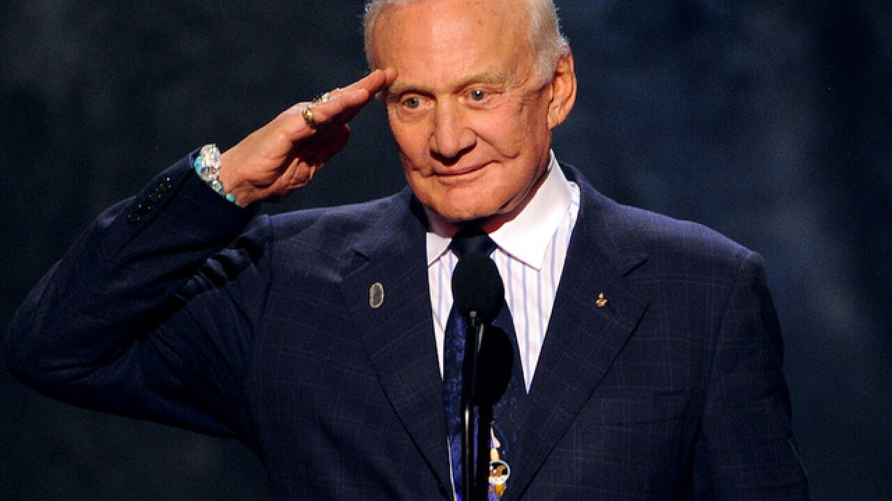 Buzz Aldrin evacuated from South Pole for medical reasons