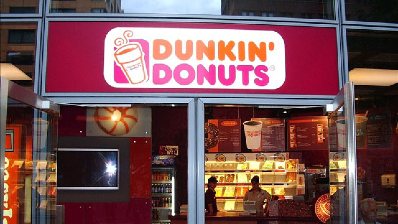Dunkin' Donuts coming to SLC