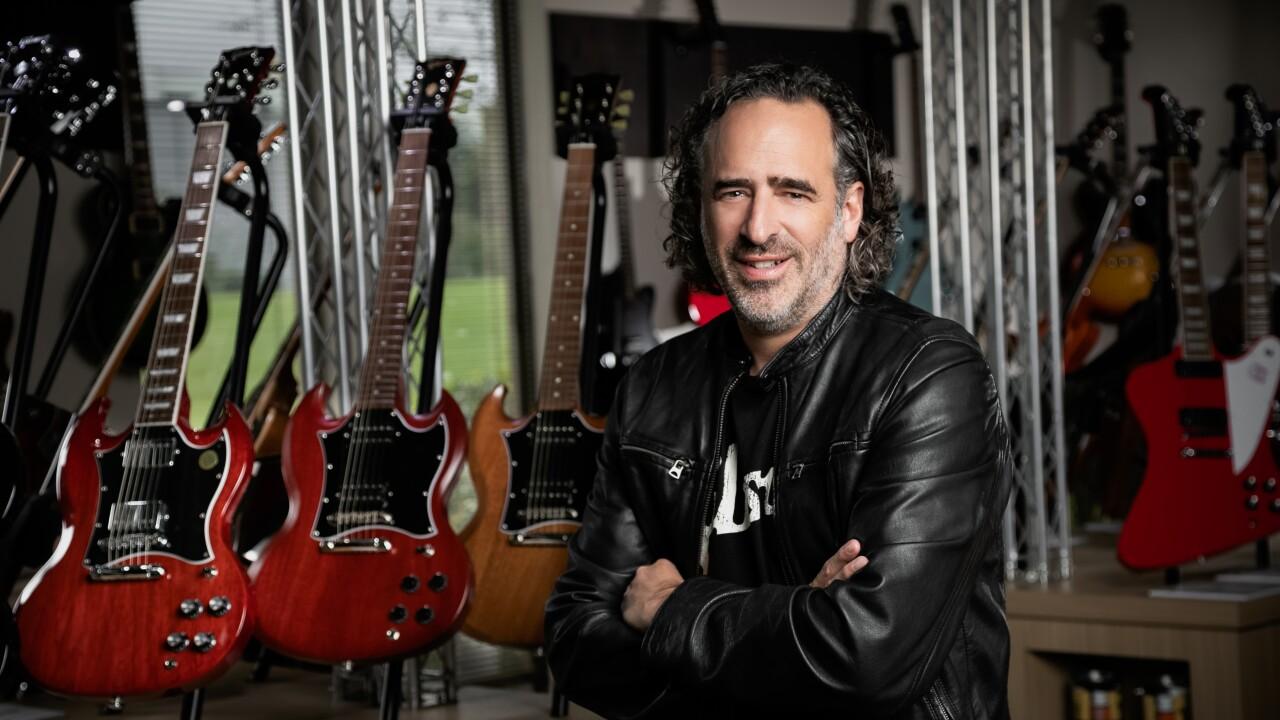 Gibson JC Curleigh CEO Photo