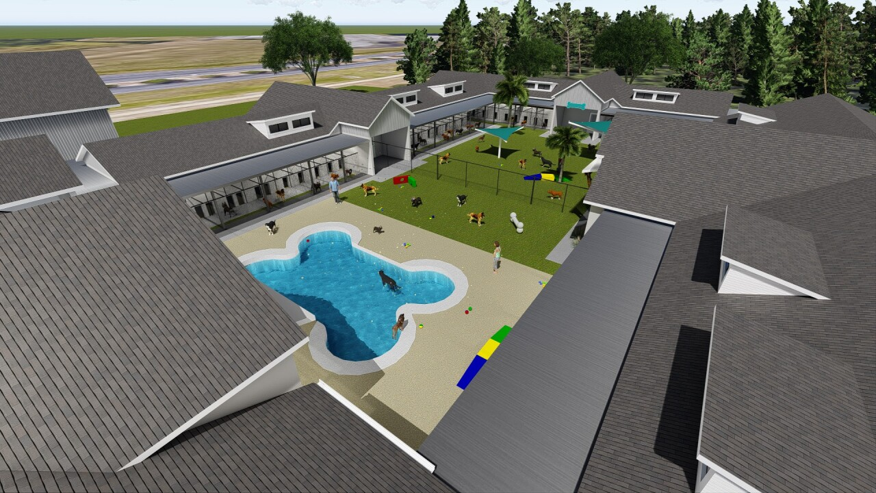 Multi-million dollar 'pet spa' opening in Chesterfield