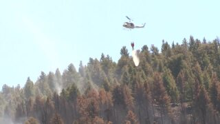 Wildfire on Flathead Reservation now at 450 acres