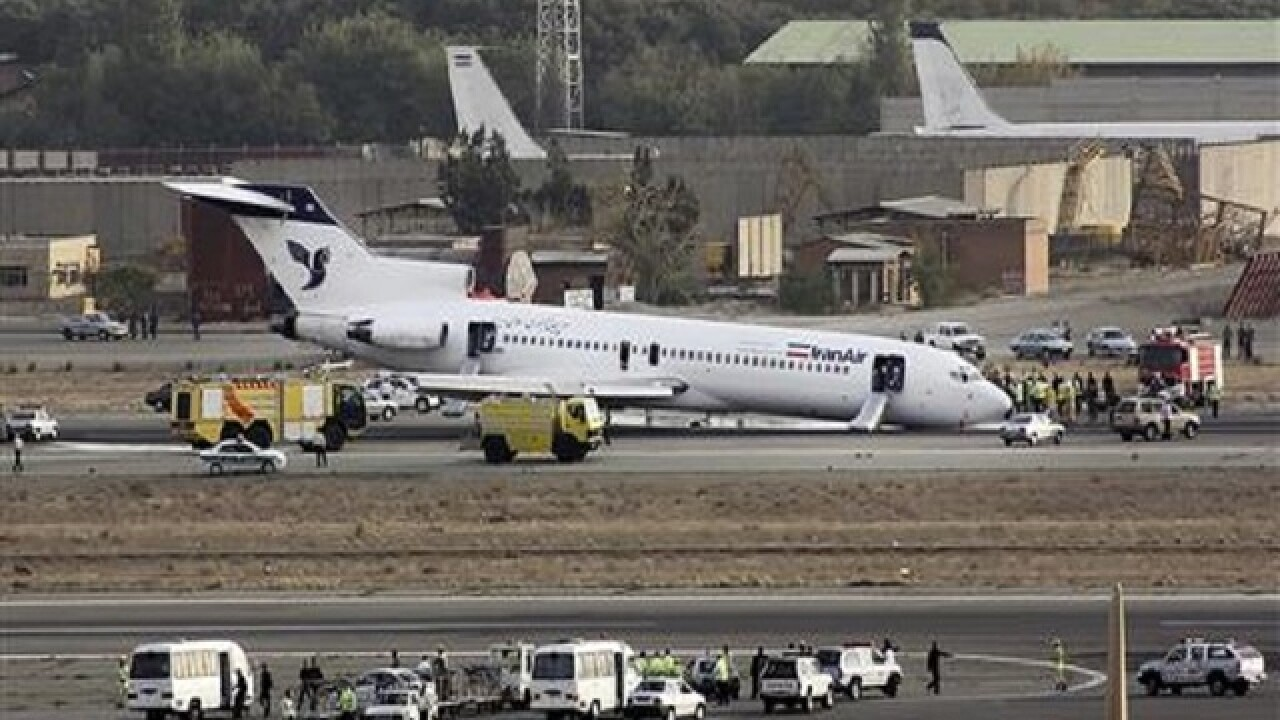 Boeing signs historic sales agreement with Iran Air
