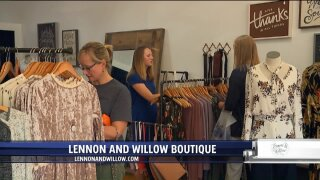 Find cute clothes for any occasion at Lennon and Willow Boutique