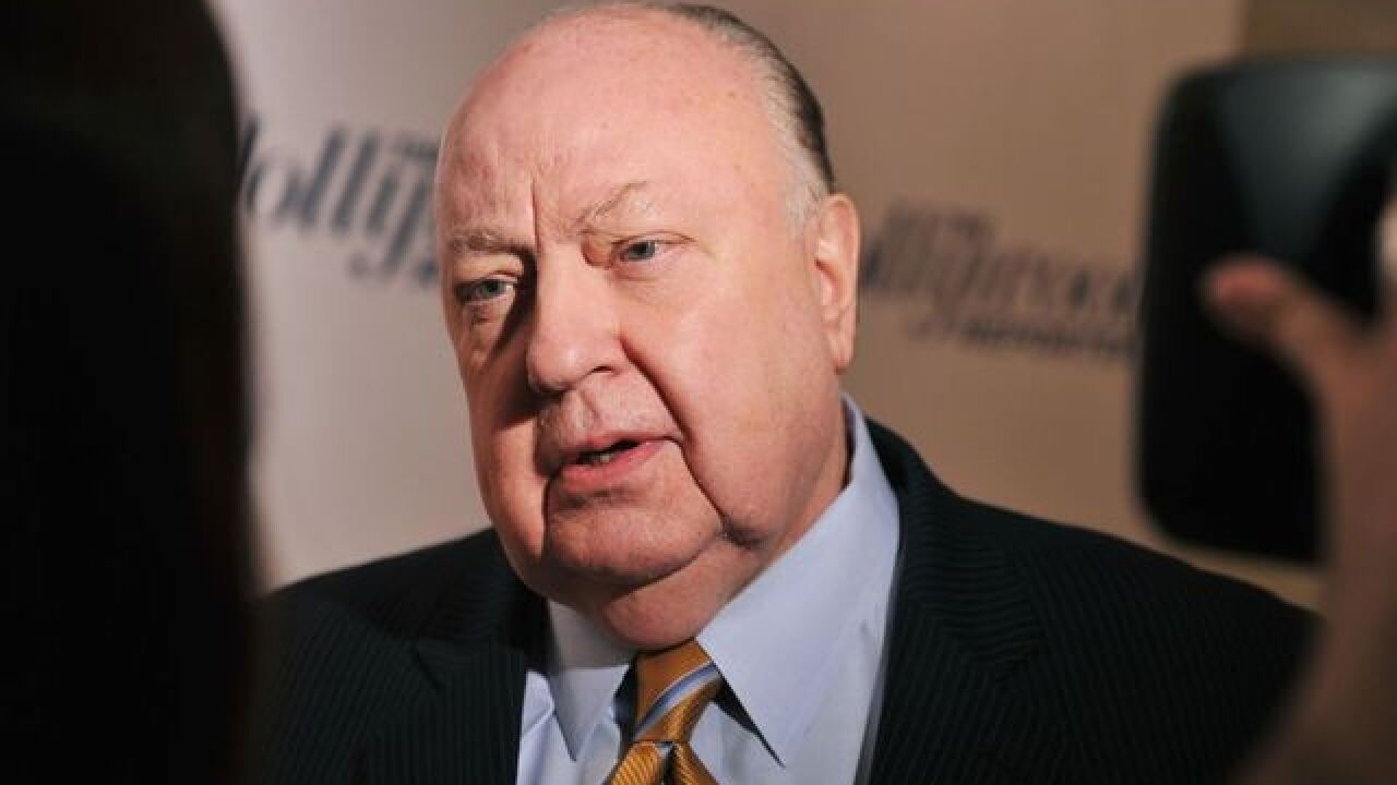 Fox News CEO Roger Ailes ousted by network, report says
