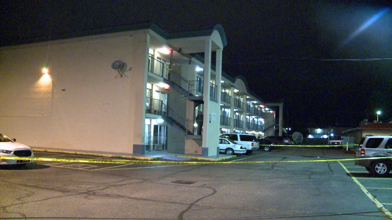 Man found stabbed at hotel near Richmond Airport