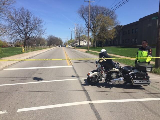 PHOTOS: Where the manhunt for Steve Stephens ended