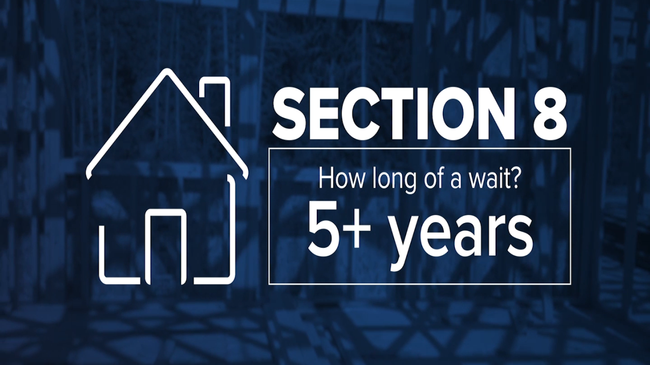 5-year wait for Section 8 Housing assistance in Helena