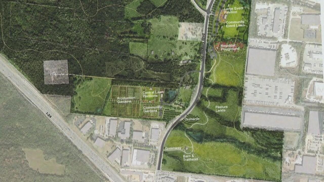 Metro To Create New Mill Ridge Park