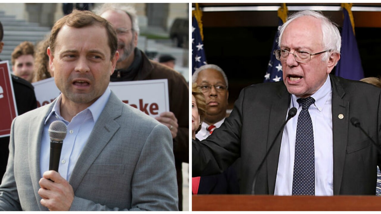 Bernie Sanders and Tom Perriello to hold rally at George Mason University