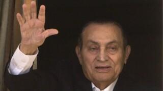 Former Egyptian President Hosni Mubarak dead at 91