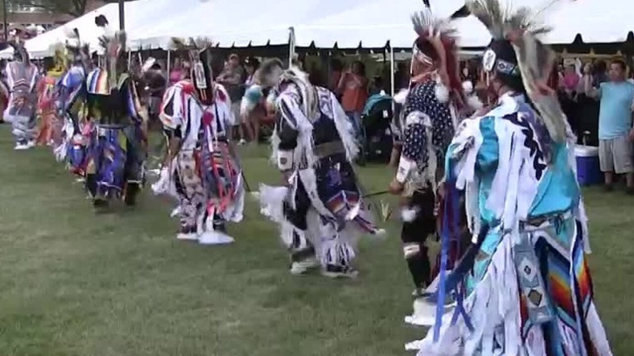 Oneida Pow Wow combines song, dance, and culture