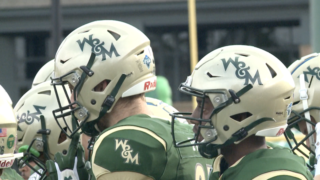 LIVE on News 3: William & Mary, Richmond meet in Capital Cup Saturday