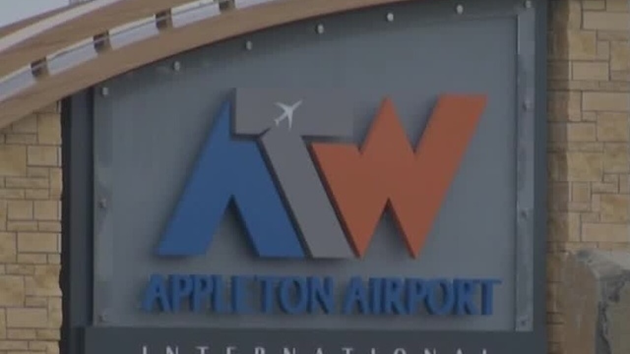 Appleton International Airport saw record passenger traffic in July