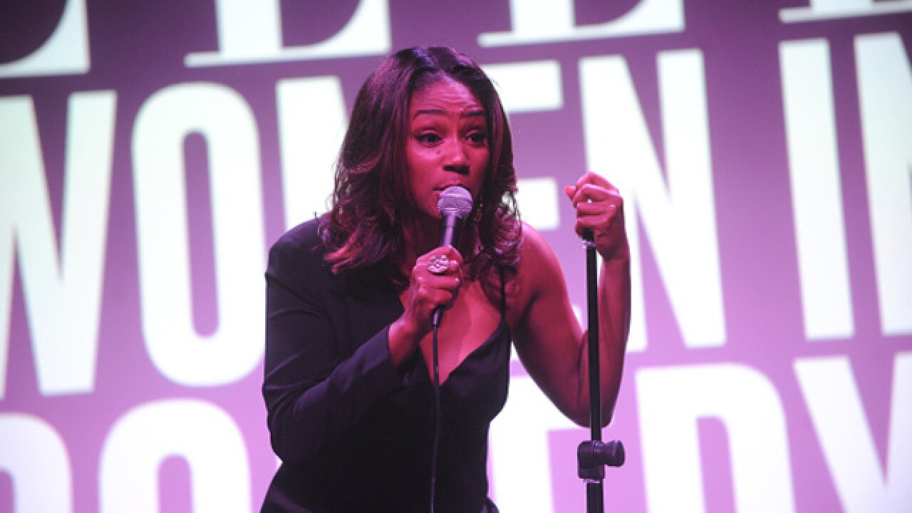 Comedian Tiffany Haddish's Milwaukee show postponed due to weather conditions