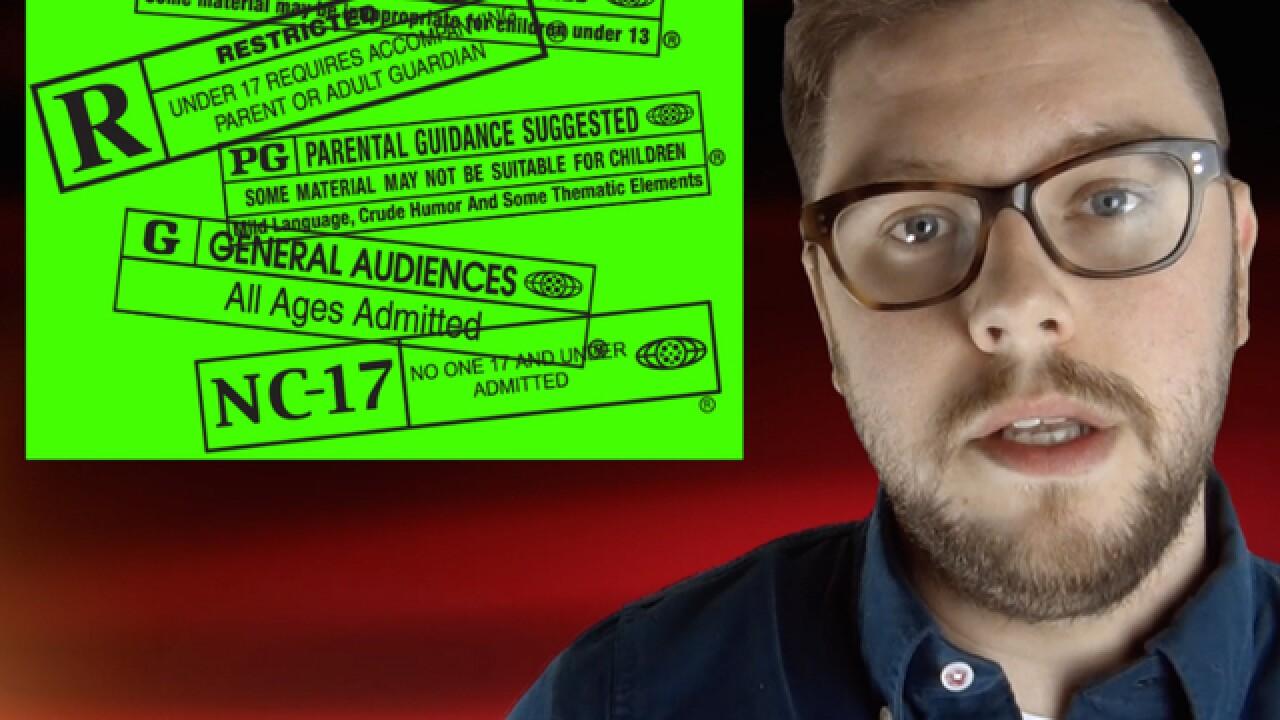 How do MPAA movie ratings work?