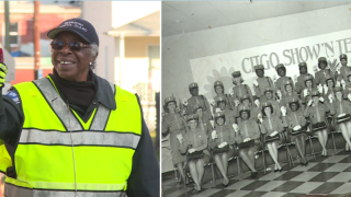 Long-time Richmond crossing guard hangs up her vest after 50 years