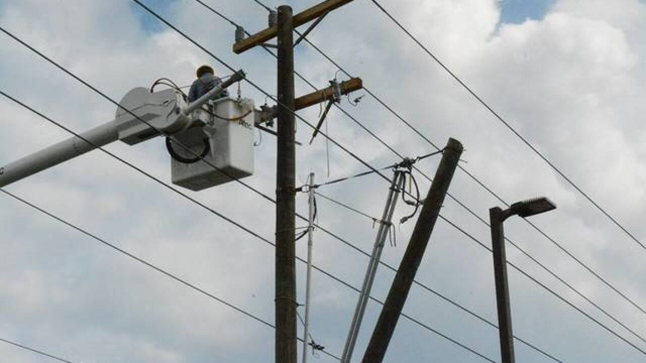 Iguana on power line knocks out nursing home electricity sending 20 people to hospital
