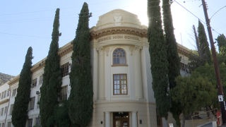 Old Bisbee High School