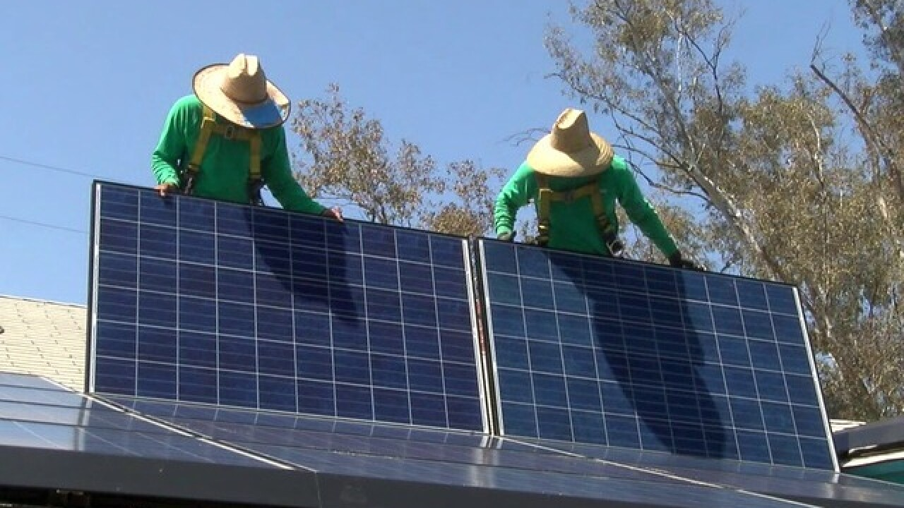 San Diego considers creating its own entity to compete with SDG&E