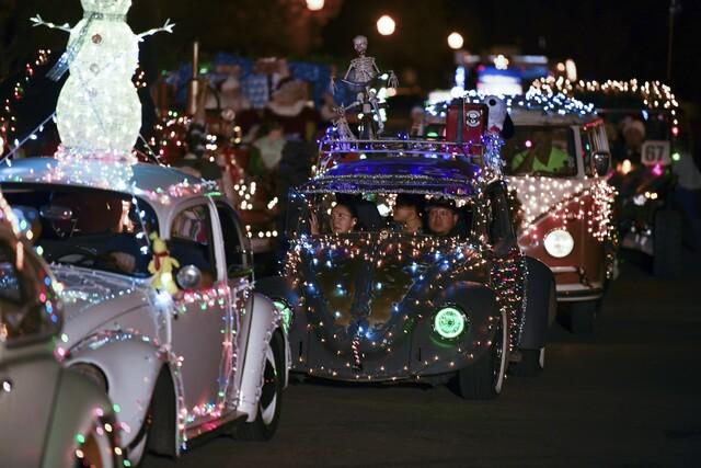 PHOTOS: 30th annual Santa's Electric Parade in Boulder City