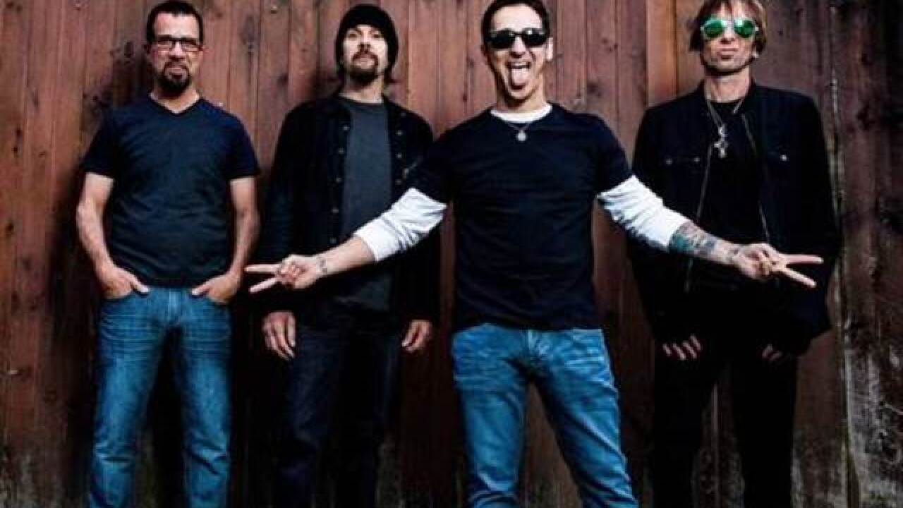 Rock band Godsmack coming to Milwaukee this spring