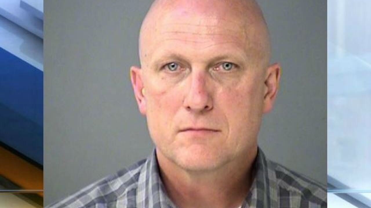 Indiana police chief arrested for driving under the influence, involved in multi-car accident